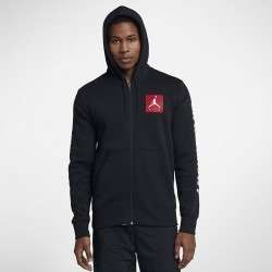 Bluza Air Jordan Flight Fleece AJ3 Full Zip 943924-010