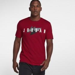 Koszulka Air Jordan Brand 1 Tee Red 908007-687