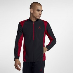 Bluza Air Jordan Ultimate Flight Jacket Black/Red 887440-011