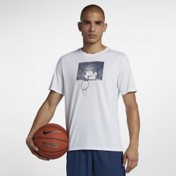 Koszulka Nike Dry Shatter White AJ2785-100
