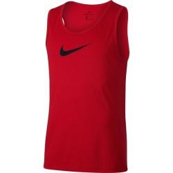 Koszulka Nike Dry Basketball Red AJ1431-657