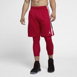 Spodenki Air Jordan Flight Short Red 887428-687