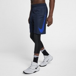 Spodenki Nike Dry Basketball Blue 910704-410