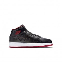 Air Jordan 1 Mid GS Lance Mountain Bred