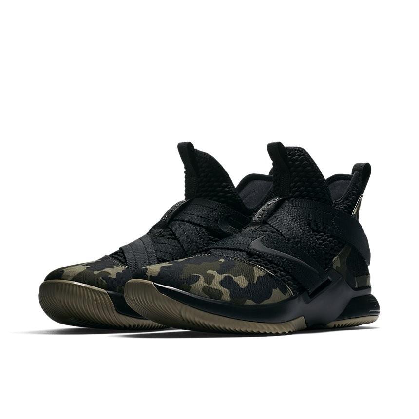 watch 4ca66 439f6 Nike lebron soldier 12 sfg camo ao4054-001 - BasketPLANET.pl