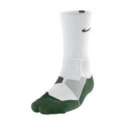 Skarpetki Nike Hyperelite Basketball Crew White/Green