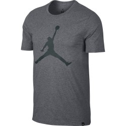 Koszulka Air Jordan Tee Iconic Jumpman Carbon 908017-093