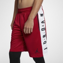 Spodenki Jordan Rise Graphic Short Red 888376-687