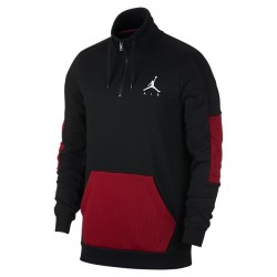 Bluza Air Jordan Hybrid Fleece 1/4 Zip AH6238-010