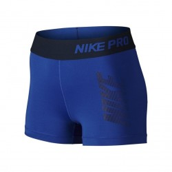 Spodenki Nike Pro Cool 3 GRX Short Blue