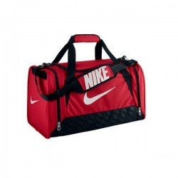 Torba Nike Brasilia 6 Small Red/Black