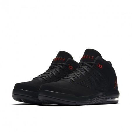 Air Flight Origin 4 Black/Gym Red 921196-002