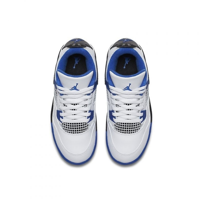 Air Jordan 4 Retro BP Motorsports 308499-117