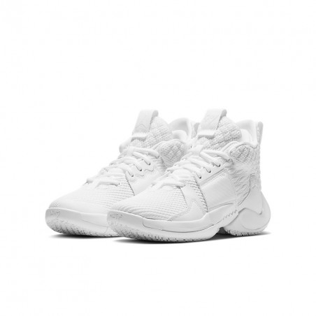Air Jordan Why Not Zer0.2 GS White AO6218-101