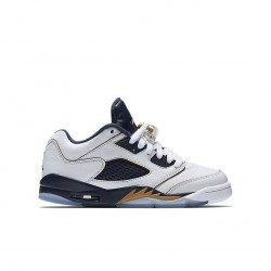 Air Jordan 5 Retro Low GS Dunk From Above