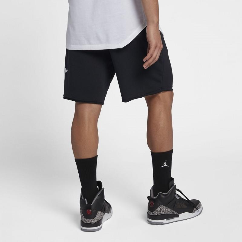 Spodenki Air Jordan Jumpman Fleece AQ3115-010
