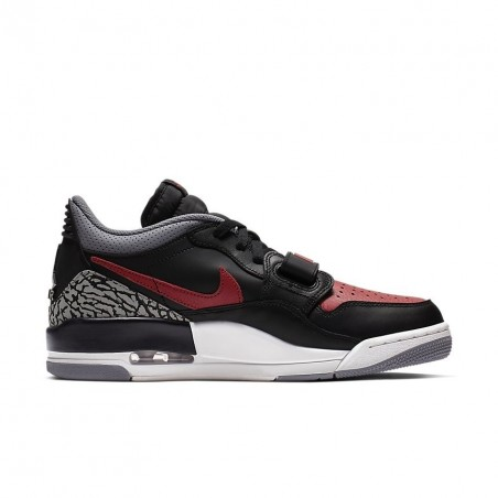 Air Jordan Legacy 312 Low Black/Red CD7069-006