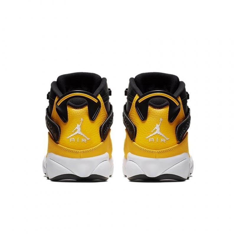 Air Jordan 6 Rings Taxi 322992-700