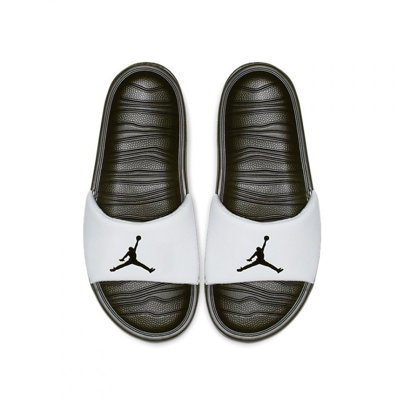 Klapki Air Jordan Break Slide White/Black AR6374-100