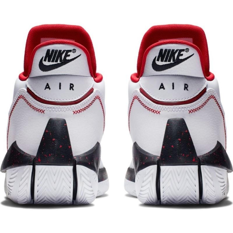 Air Jordan 2x3 White/Black/Gym Red BQ8737-101
