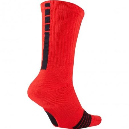 Skarpetki Nike Hyperelite Basketball Crew Red
