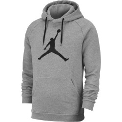 Bluza Air Jordan Jumpman Logo Carbon Heather/Black AV3145-091