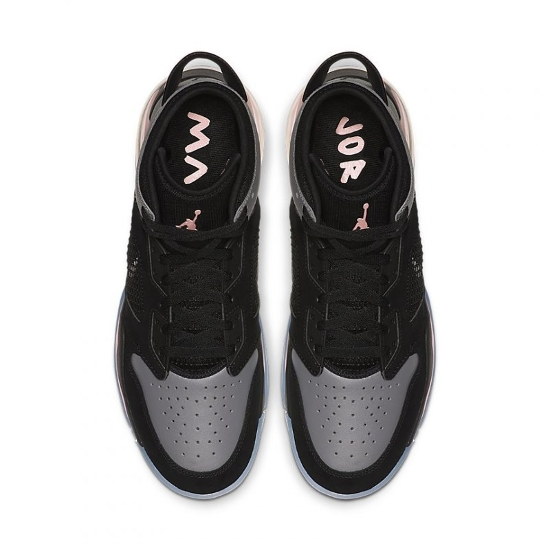 Air Jordan Mars 270 Black/Reflect Silver CD7070-002
