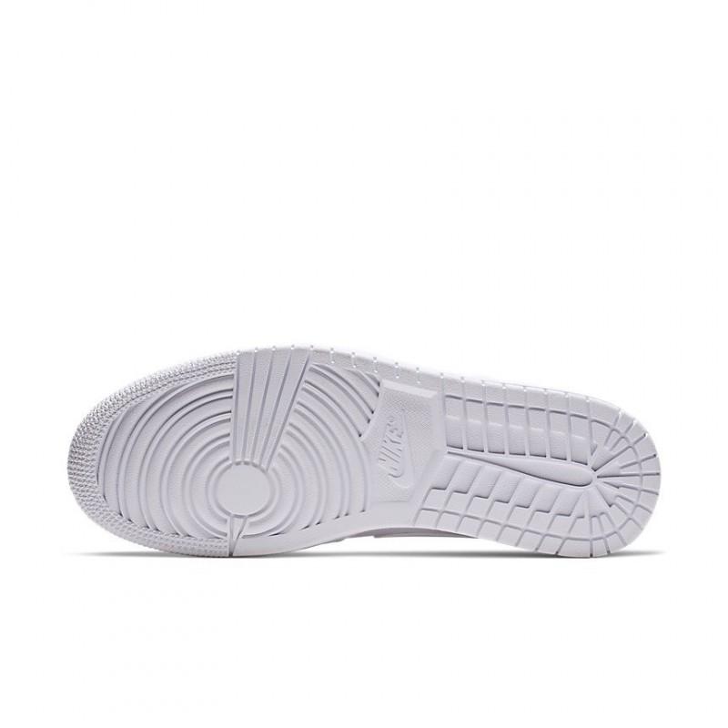 Air Jordan 1 Low White 553558-112