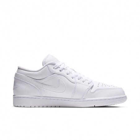 Air Jordan 1 Low White 553558-112