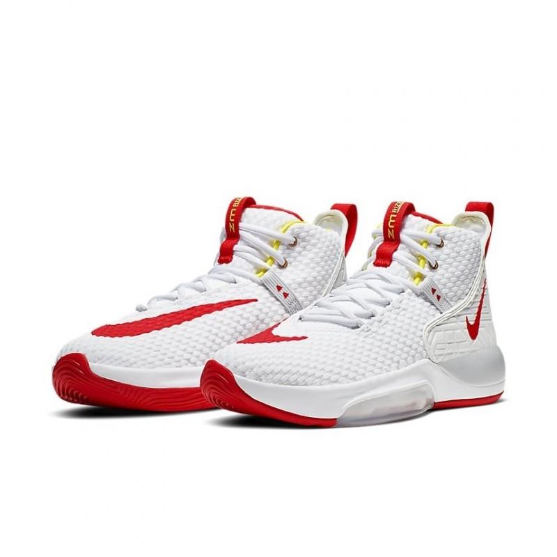 Nike Zoom Rize TB White/Red Orbita BQ5468-100
