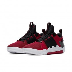 Air Jordan Zoom Zero Gravity Black/Gym Red AO9027-601