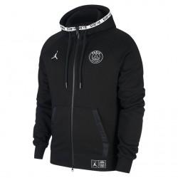 Air Jordan x PSG Fleece FZ Hoodie BQ8346-010