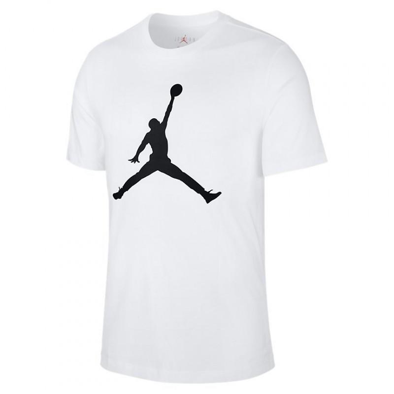 Koszulka Air Jordan Jumpman White/Black CJ0921-100
