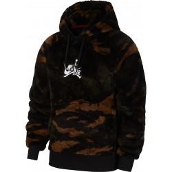 Bluza Air Jordan Wings Sherpa Pullover Hoodie Camo BQ5759-237