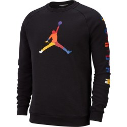 Bluza Air Jordan DNA Fleece Crew Black AV0044-010
