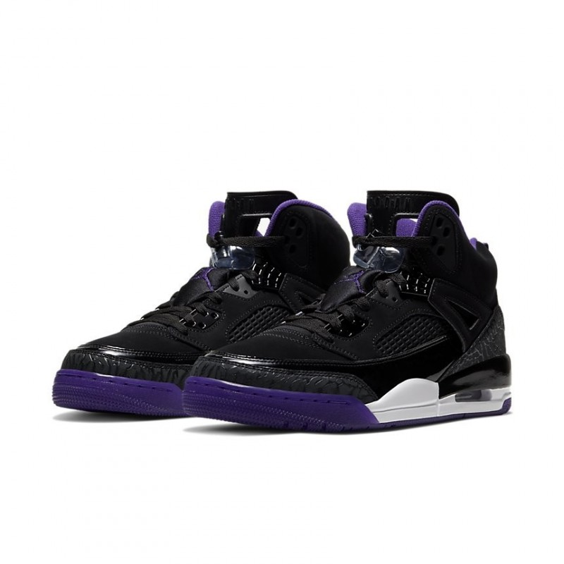 Air Jordan Spizike Black/Purple 315371-051