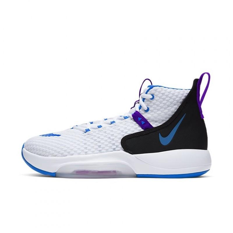 Nike Zoom Rize TB White/Blue BQ5468-101