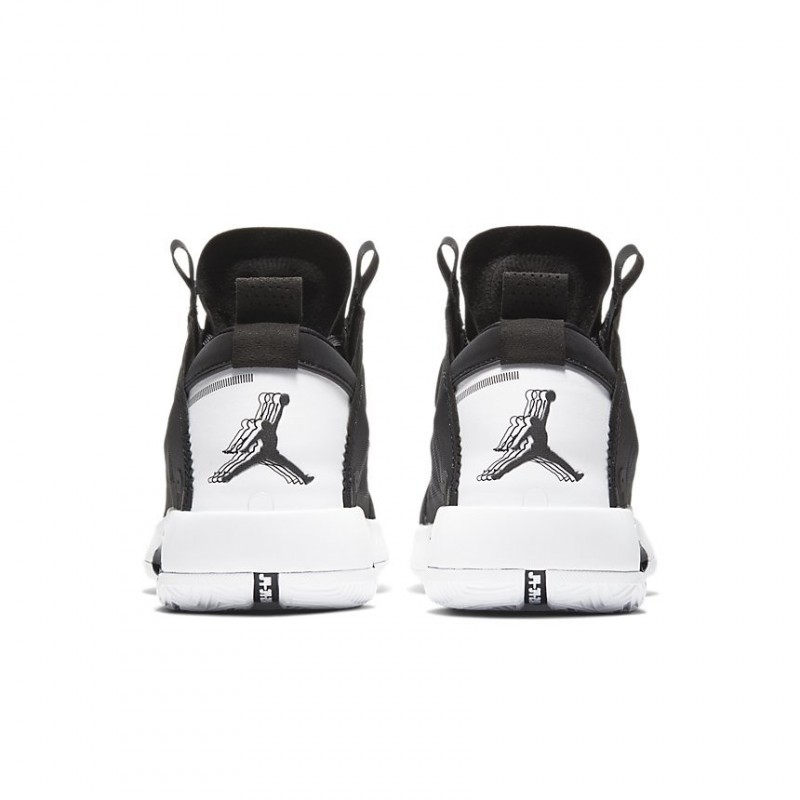 Air Jordan XXXIV Black/White AR3240-001