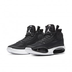 Air Jordan XXXIV Black/White AR3240-001