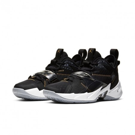 Air Jordan Why Not Zer0.3 Black/Gold CD3003-001