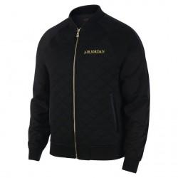 Kurtka Air Jordan Remastered Black/Gold BQ5771-010