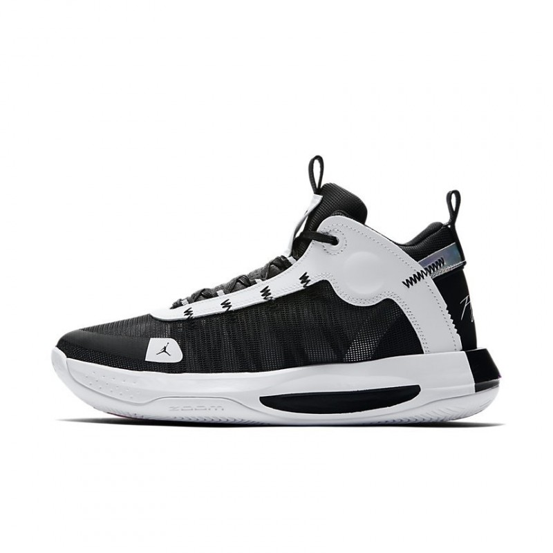 Air Jordan Jumpman 2020 Black/Silver BQ3449-006