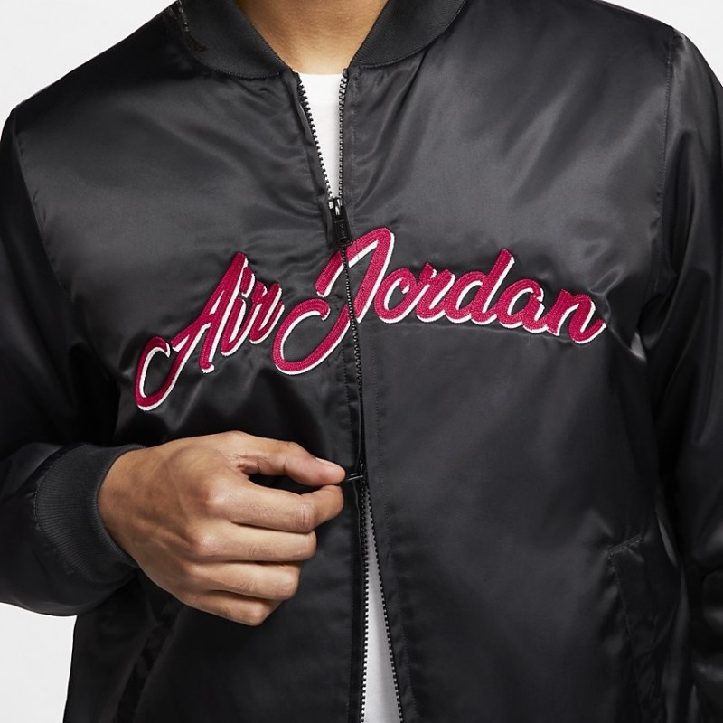 Kurtka Air Jordan Remastered HBR Jacket Black CD5759-010