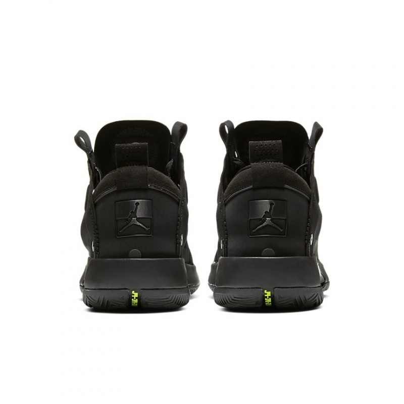 Air Jordan XXXIV Black/Green AR3240-003