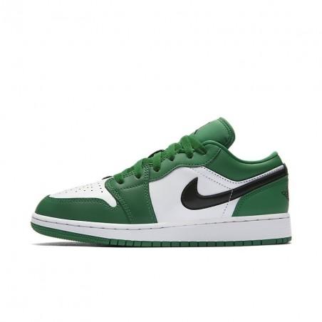 Air Jordan 1 Retro Low Pine Green 553560-301
