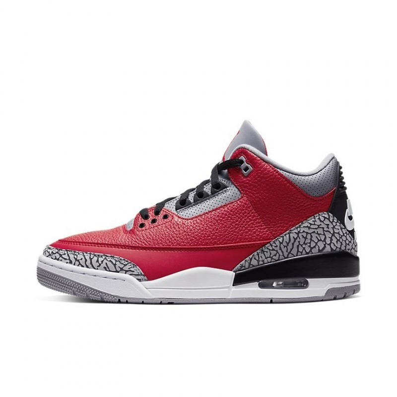 Air Jordan 3 Retro SE Fire Red CK5692-600