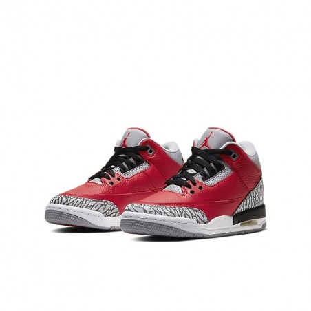 Air Jordan 3 Retro SE Fire Red GS CQ0488-600