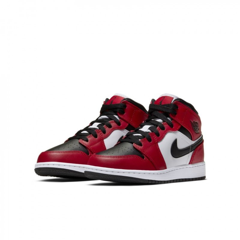 Air Jordan 1 Retro Mid GS 554725-069