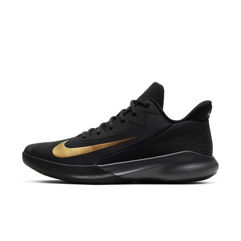 Nike Precison IV Black/Gold CK1069-002