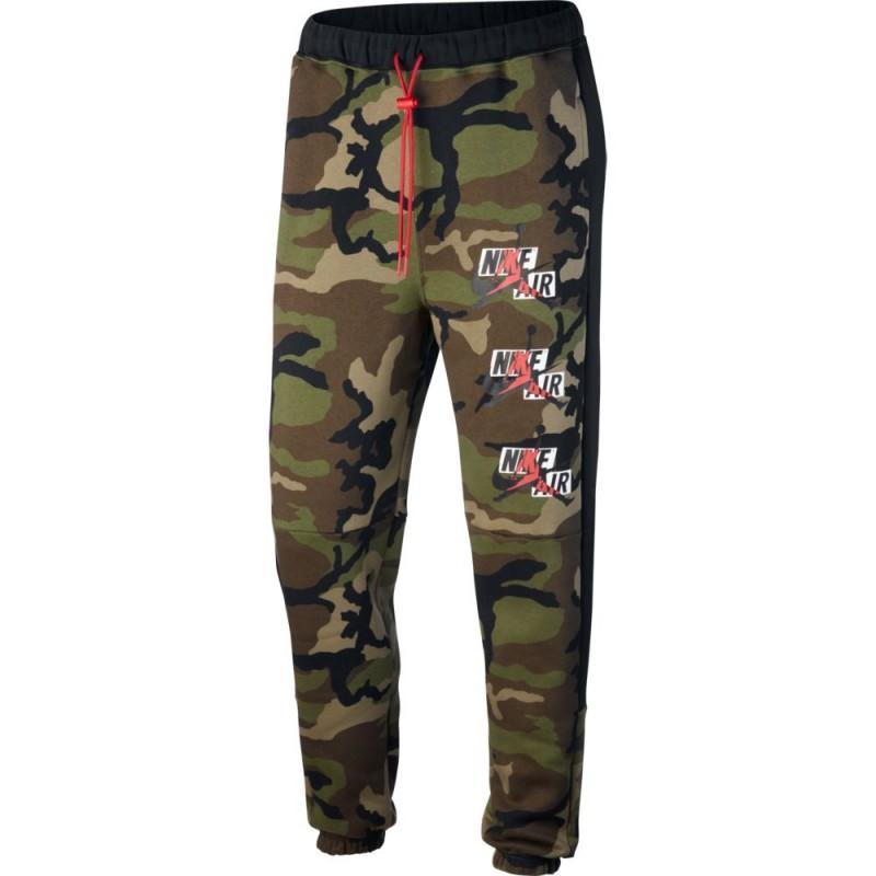 Spodnie Air Jordan Camo Fleece Pants CU2062-222